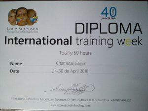 International Training Spain