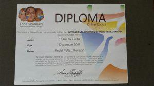Facial Reflex Therapy Certificate